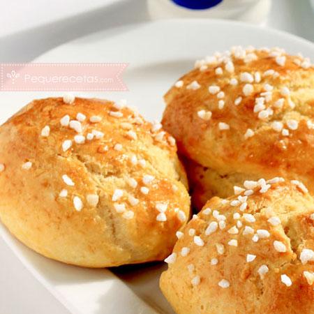 Recetas de pan: panecillos caseros