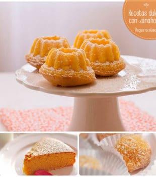 Recetas dulces con zanahoria