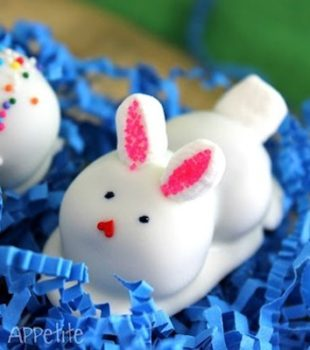 Recetas infantiles de Pascua