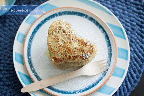 Tortitas de plátano: desayuno fácil y sabroso