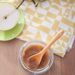 Mermelada casera de pera con especias