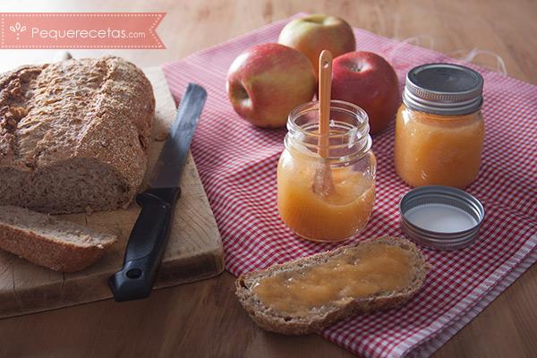 mermelada casera de manzana y mandarina paso a paso