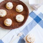 Mini tartas de limón y merengue, ¡un postre ideal!