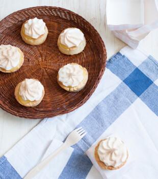 deliciosas mini tartas de limón
