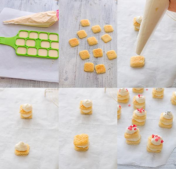 paso a paso pasteles de nata