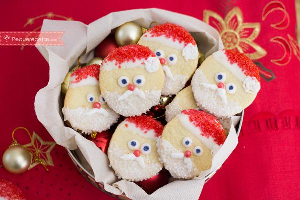 Galletas Papá Noel