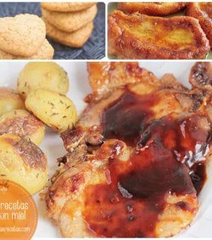 7 deliciosas recetas con miel