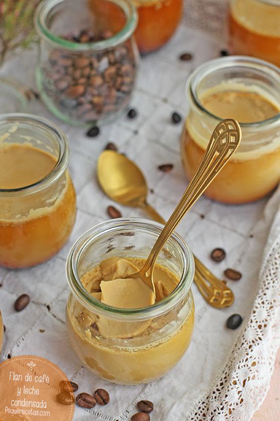 Flan-cafe-y-leche-condensada