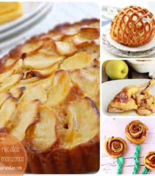 18 recetas con manzanas