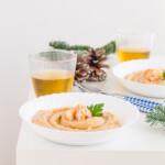 Crema de marisco, ¡una receta ideal para el invierno!