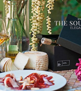 sorteo the south box