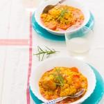 Cómo hacer arroz caldoso con pollo (receta FÁCIL)