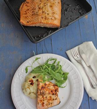 Salmon al horno (1)