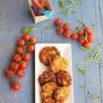 Tortitas de Atún, una cena fácil y muy sana