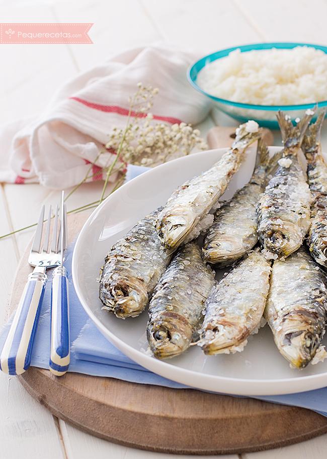 sardinas al horno receta f cil para cocinar la sardina