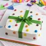 Tarta de cumpleaños fácil