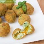 Croquetas de brócoli fáciles. Vídeo receta