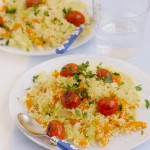 cuscus verduras