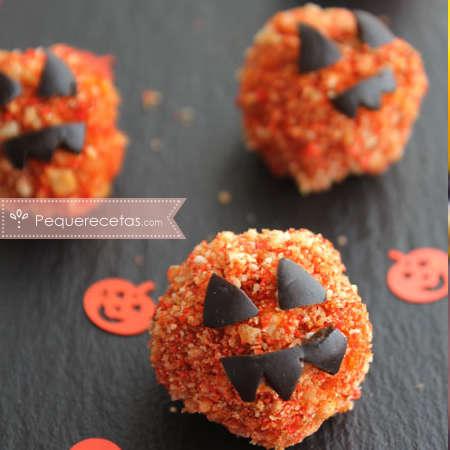 Recetas fáciles de Halloween: albóndigas