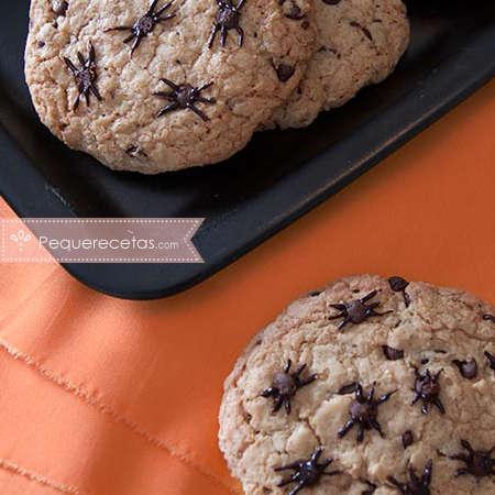 Recetas fáciles para halloween: galletas