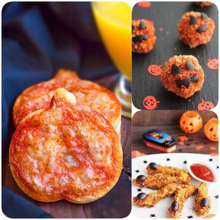Halloween: recetas fáciles