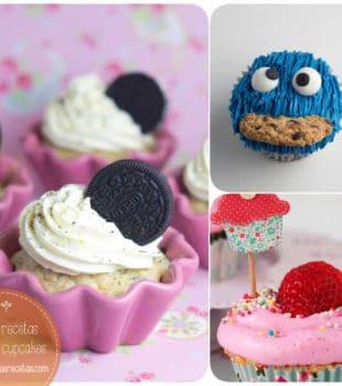 Cupcakes: recetas paso a paso
