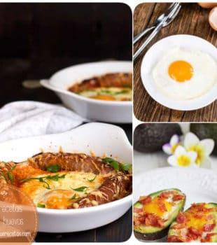 Huevos: las mejores recetas