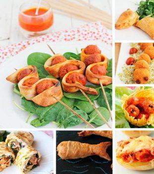 Cenas saludables