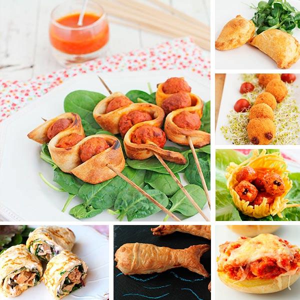 comidas sanas para la cena