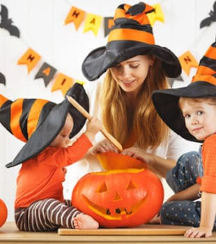 Cómo organizar una fiesta de Halloween para niños