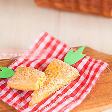Cómo hacer galletas de zanahoria
