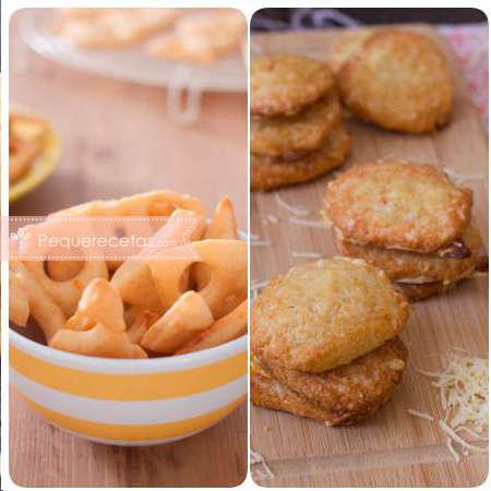 Cómo hacer galletas de queso