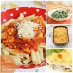16 recetas de pasta ¡paso a paso!