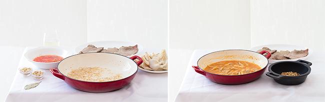 Cómo preparar fricandó de ternera