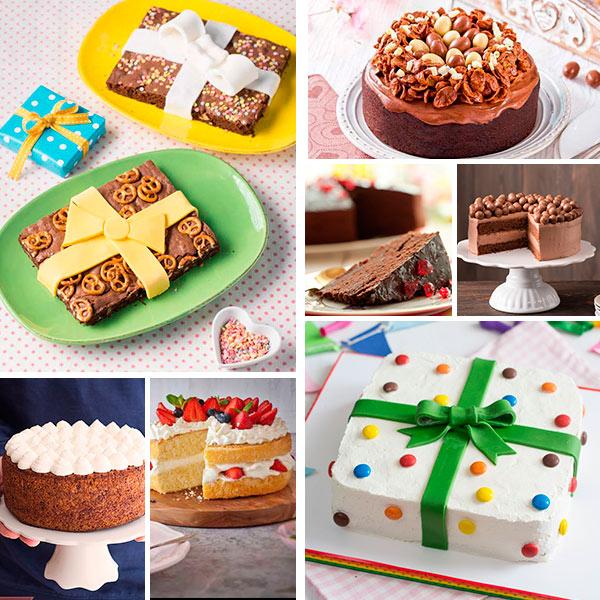Recetas dulces para fiestas