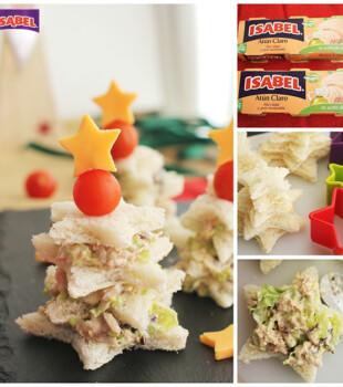 Arbolitos Navidad ensalada