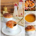 crema de mejillones y hojaldre receta