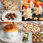 Ideas de aperitivos y entrantes para el menú navideño