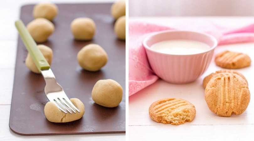 galletas caseras mantequilla