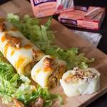 Brazo de patata con Sardinillas en Salsa Picantona