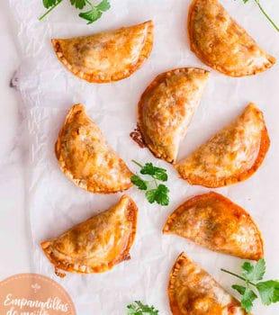 empanadillas de mejillones en escabeche al horno