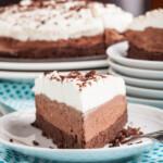 Tarta Tres Chocolates, la receta más fácil ¡te enamorará!