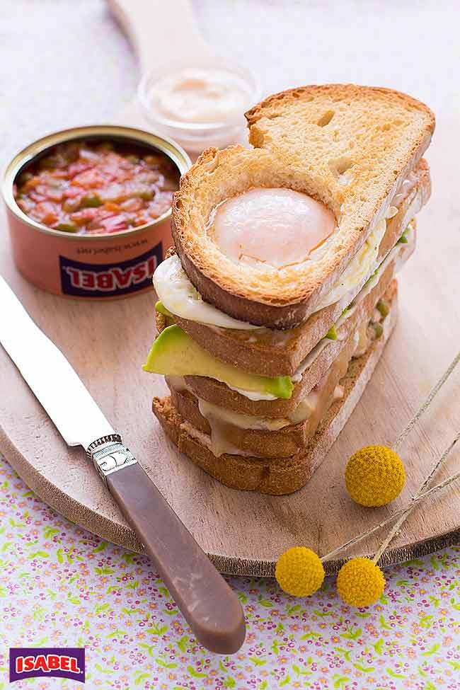 sandwich mediterraneo