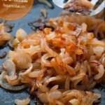 Cebolla caramelizada, la receta FÁCIL perfecta
