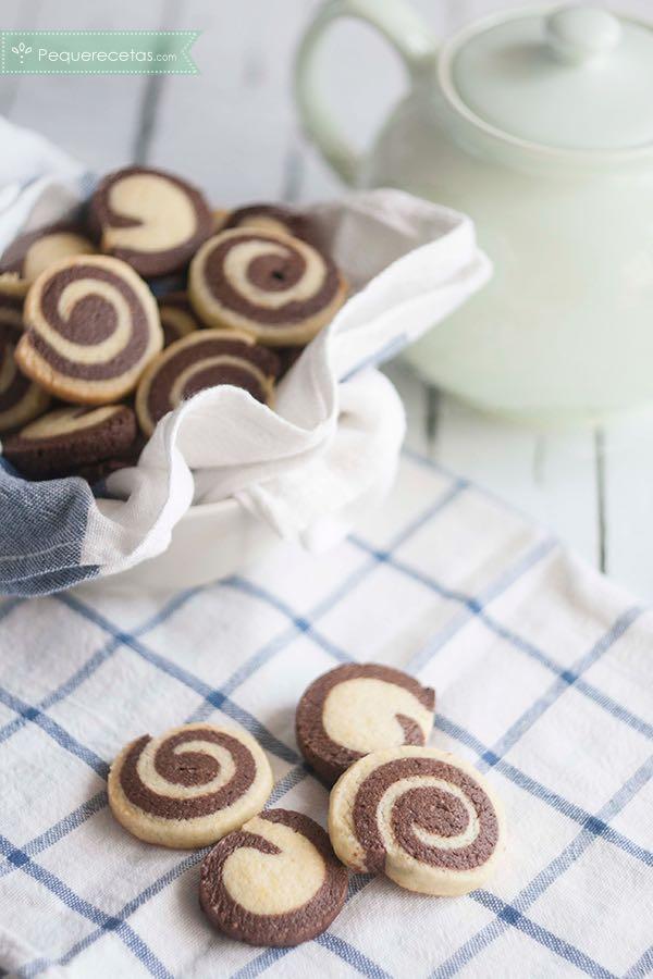 Galletas de mantequilla recetas