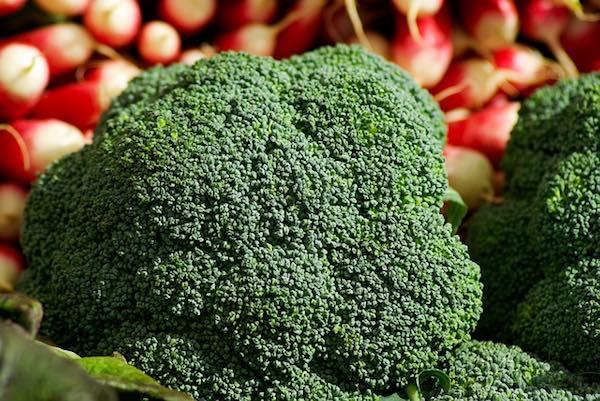 Brócoli, propiedades