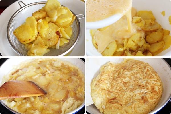Tortilla De Patatas Receta De La Tortilla Perfecta En 3 Pasos Pequerecetas