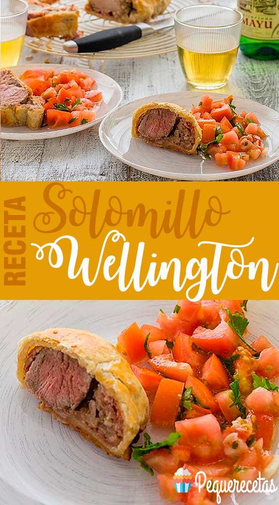 Preparar Solomillo Wellington