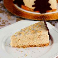 tarta de turron receta