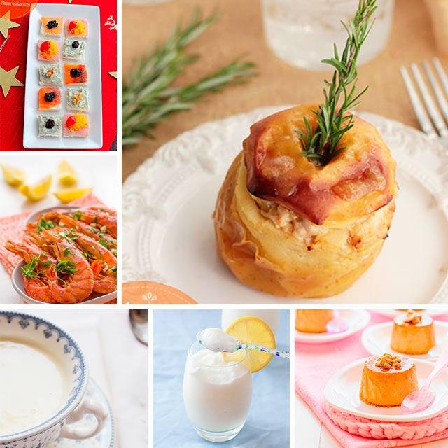 Cena de Navidad recetas fciles y espectaculares para Navidad